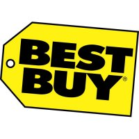 BestBuy logo Light Iron On Stickers (Heat Transfers)