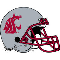 1999-Pres Washington State Cougars Helmet Logo Light Iron-on Stickers (Heat Transfers)