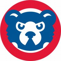Chicago Cubs Alternate Logo  Light Iron-on Stickers (Heat Transfers)