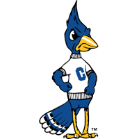Creighton Blue Jays 2000-Pres Alternate Logo Light Iron-on Stickers (Heat Transfers)
