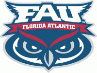2005-Pres Florida Atlantic Owls Primary Logo
