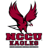 2006-Pres NCCU Eagles Primary Logo Light Iron-on Stickers (Heat Transfers)