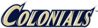 George Washington Colonials 2008-Pres Wordmark Logo Light Iron-on Stickers (Heat Transfers)
