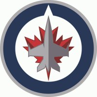 Winnipeg Jets Primary Logo Light Iron-on Stickers (Heat Transfers)(Light Iron-on Stickers (Heat Transfers))