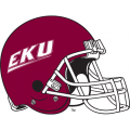 2004-Pres Eastern Kentucky Colonels Helmet Logo