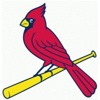 St. Louis Cardinals Alternate Logo  Light Iron-on Stickers (Heat Transfers) version 2