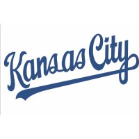 Kansas City Royals Script Logo  Light Iron-on Stickers (Heat Transfers) version 2
