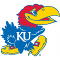 Kansas Jayhawks 2006-Pres Primary Logo Light Iron-on Stickers (Heat Transfers)