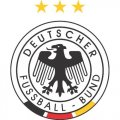 Germany Football Confederation Light Iron-on Stickers (Heat Transfers)