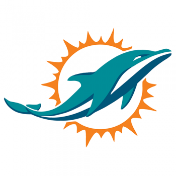 Miami Dolphins 2013-Pres Primary Logo Light Iron-on Stickers (Heat Transfers)