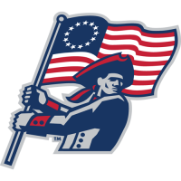 2006-Pres Robert Morris Colonials Partial Logo Light Iron-on Stickers (Heat Transfers)