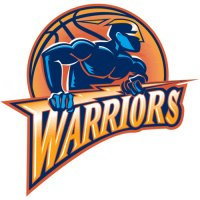 Golden State Warriors Primary Logo  Light Iron-on Stickers (Heat Transfers)