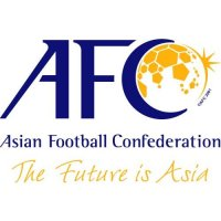 Asian Football Confederation Light Iron-on Stickers (Heat Transfers)