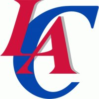Los Angeles Clippers Alternate Logo  Light Iron-on Stickers (Heat Transfers)