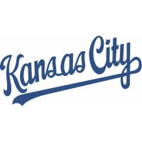 Kansas City Royals Script Logo  Light Iron-on Stickers (Heat Transfers) version 4