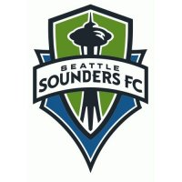Seattle Sounders FC Light Iron-on Stickers (Heat Transfers)