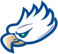 2002-Pres Florida Gulf Coast Eagles Partial Logo