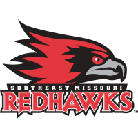 2003-Pres SE Missouri State Redhawks Primary Logo Light Iron-on Stickers (Heat Transfers)
