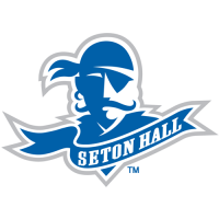 2009-Pres Seton Hall Pirates Secondary Logo Light Iron-on Stickers (Heat Transfers)