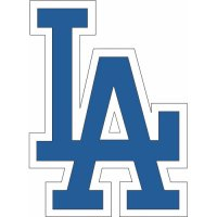 Los Angeles Dodgers Cap Logo  Light Iron-on Stickers (Heat Transfers)