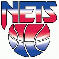 New Jersey Nets Primary Logo  Light Iron-on Stickers (Heat Transfers)