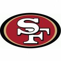 San Francisco 49ers Primary Logo  Light Iron-on Stickers (Heat Transfers)