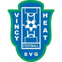 St. Vincent and the Grena Football Confederation Light Iron-on Stickers (Heat Transfers)