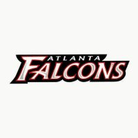 Atlanta Falcons Script Logo  Light Iron-on Stickers (Heat Transfers)