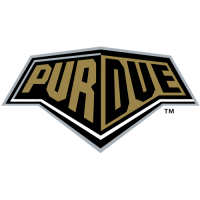 1996-Pres Purdue Boilermakers Wordmark Logo Light Iron-on Stickers (Heat Transfers)