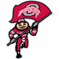 2003-Pres Ohio State Buckeyes Mascot Logo Light Iron-on Stickers (Heat Transfers)