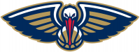 New Orleans Pelicans 2013 14-Pres Alternate Logo Light Iron-on Stickers (Heat Transfers) 2