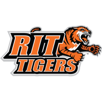 RIT Tigers 2004-Pres Primary Logo Light Iron-on Stickers (Heat Transfers)