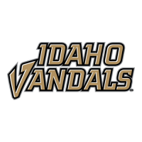 2012-Pres Idaho Vandals Wordmark Logo Tee shirt design