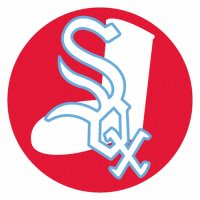 Chicago White Sox Alternate Logo  Light Iron-on Stickers (Heat Transfers)