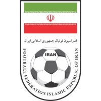 Iran Football Confederation Light Iron-on Stickers (Heat Transfers)
