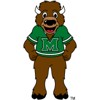 2001-Pres Marshall Thundering Herd Misc Logo Light Iron-on Stickers (Heat Transfers)