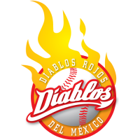 0-pres Mexico Diablos Rojos secondary logo Light Iron-on Stickers (Heat Transfers) (Light Iron-on Stickers (Heat Transfers))