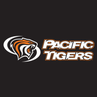 1998-Pres Pacific Tigers Alternate Logo Light Iron-on Stickers (Heat Transfers)