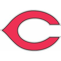Cincinnati Reds Cap Logo  Light Iron-on Stickers (Heat Transfers)