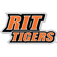 RIT Tigers 2004-Pres Wordmark Logo1 Light Iron-on Stickers (Heat Transfers)