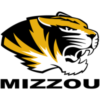 2006-Pres Missouri Tigers Alternate Logo Light Iron-on Stickers (Heat Transfers)