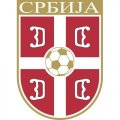 Serbia and Montenegro Football Confederation Light Iron-on Stickers (Heat Transfers)