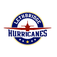 2012 13-Pres Lethbridge Hurricanes Alternate Logo Light Iron-on Stickers (Heat Transfers)
