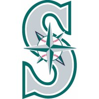 Seattle Mariners Cap Logo  Light Iron-on Stickers (Heat Transfers)