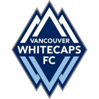 Vancouver Whitecaps FC Light Iron-on Stickers (Heat Transfers)