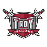 Troy Trojans 2008-Pres Primary Logo Light Iron-on Stickers (Heat Transfers)