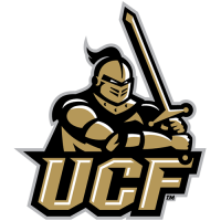 Central Florida Knights 2007-Pres Alternate Logo Light Iron-on Stickers (Heat Transfers)