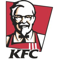 KFC logo light t shirt iron on transfer