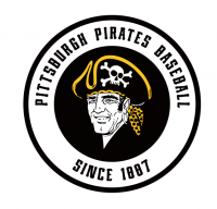 Pittsburgh Pirates baseball T Shirt Light Iron-on Stickers (Heat Transfers)