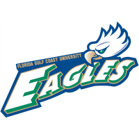 2002-Pres Florida Gulf Coast Eagles Secondary Logo